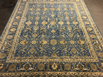 Fine Afghan Ziegler carpet size 2.90m x 2.38m