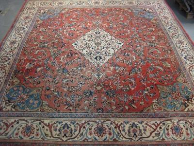 Persian Mahal carpet size 3.66m x 3.34m