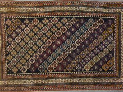 Old Persian Qashqai-size-1-94m-x-1-18m