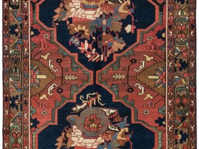 Old Persian Bakhtiyar 1.92m x1.32m