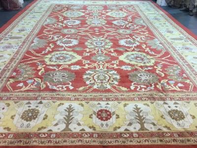 Persian Mahal carpet size 5.91m x 4.02m