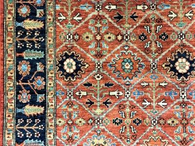 Afghan Chob Rang rug
