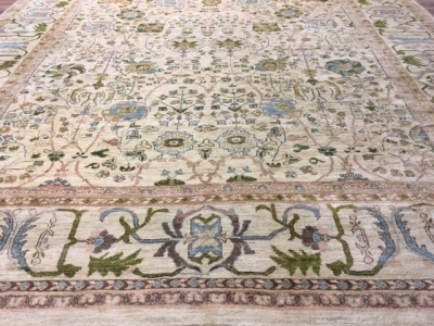 Persian Sultanabad size 5.00m x 4.40m
