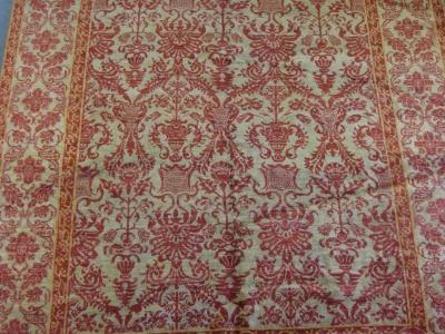 Afghan Chobi Spanish design size 3.02m x 2.34