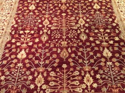 Afghan Ushak size 5.36m x 3.68m