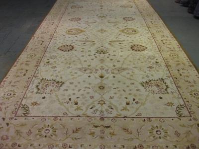 Indian Agra carpet size 6.05m x 3.02m