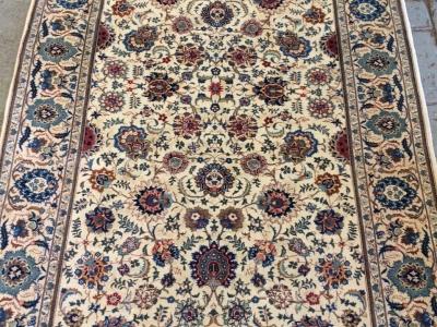 Fine old Persian Kashan 2.16m x 1.40m