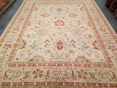 A fine Afghan Ziegler carpet DW59286 size 4.10m x 3.02m