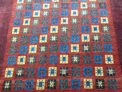 Persian Kashkuli Gabbeh 2.10m x 1.35m