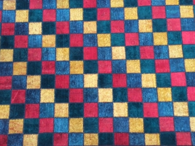 Persian Patchwork rug size 2.50m x 1.68m