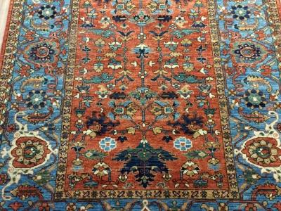 Afghan Arianer size 2.75m x 1.76m
