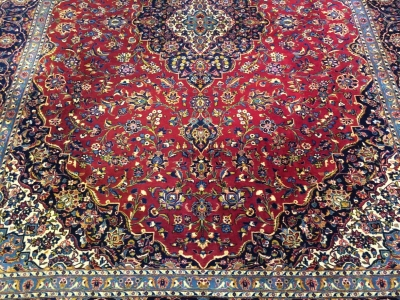 Persian Kashan size 5.15m x 3.53m