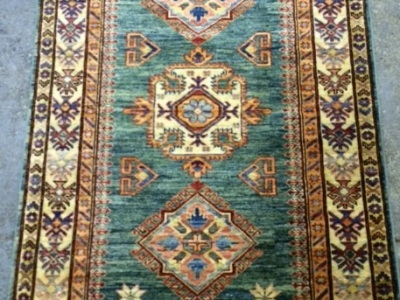 Afghan kazak size 1.50m x 0.98m