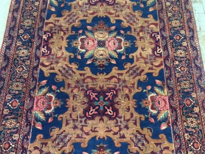 Old Persian Meshad 2.50m x 1.57m