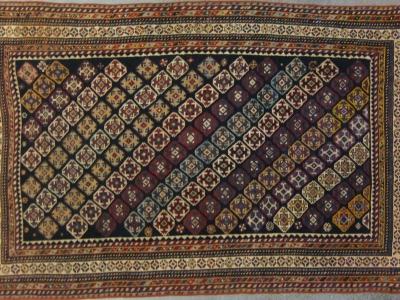 Old Persian Qashqai size 1.94m x 1.18m