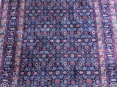 Old Persin Tabriz rug size 1.96m x 1.46m