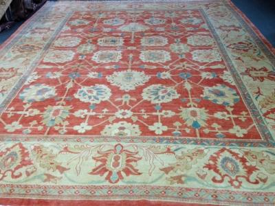 Persian Mahal carpet 5.10m x 4.16m