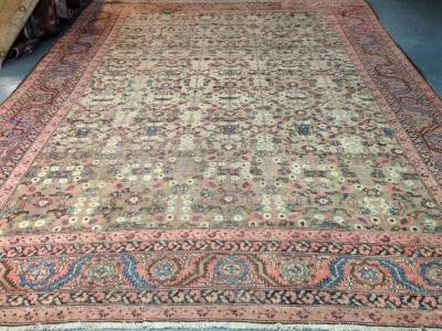 Antique Persian Bakhshayesh size 5.10m x 3.63m