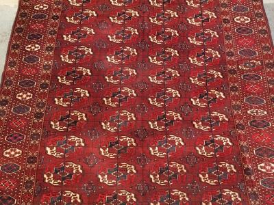 Tekke Turkoman size 3.40m x 2.33m
